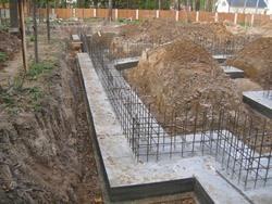 Строительство фундамента под ключ. Ишимбайские строители.