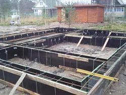 строить фундамент город Ишимбай