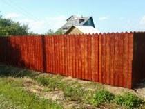 строить забор, ограждение город Ишимбай