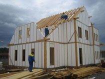каркасное строительство домов Ишимбай