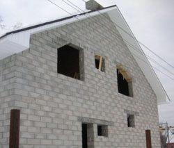 Качественный и недорогой дом из пеноблоков, кирпича, бруса в городе Ишимбай, можно заказать в нашей компании профессиональных строителей СтройСервисНК
